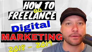 Gambar cover How To Do Freelance Digital Marketing