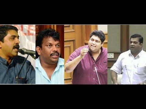 (Rare Video) Michael Lobo Debates With Vijay Sardesai, Rohan Khaunte And Aleixo Reginald