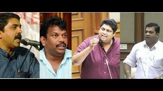 Michael Lobo Debates With Vijay Sardesai, Rohan Khaunte And Aleixo Reginald