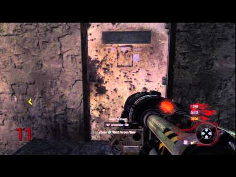 Kino Der Toten Out Of The Map Glitch (WORKING)