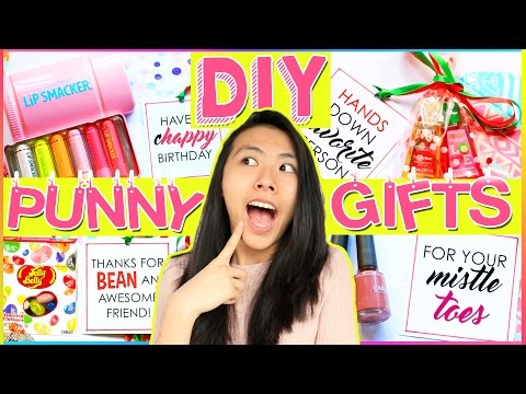 💝20 DIY LAST MINUTE GIFT IDEAS for Friends, Mom, Dad, Him, Her & Teachers on BIRTHDAYS & CHRISTMAS🎄