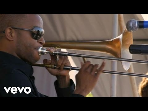 Trombone Shorty - Where Y'At (Live)