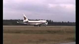 Startabbruch B 747 Thai Air