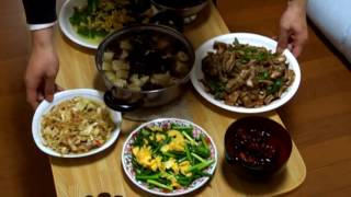 新しく購入したビデオカメラで山東省出身の友達に誘われて暖かいおもて...