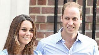 видео Герцогиня Кембриджская благополучно родила сына