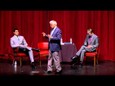 Is Roman Catholicism a cult? - Ravi Zacharias at Texas A&M's Veritas Forum