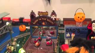 Ben's 2105 Halloween Train