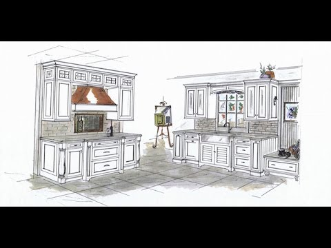 LBK Cabinetry Studio Video Sketches