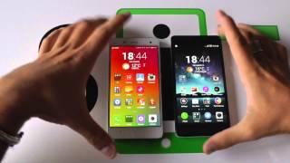 Xiaomi Mi4 Vs ZTE Nubia Z7 Mini recensione italiana by Spazio iTech