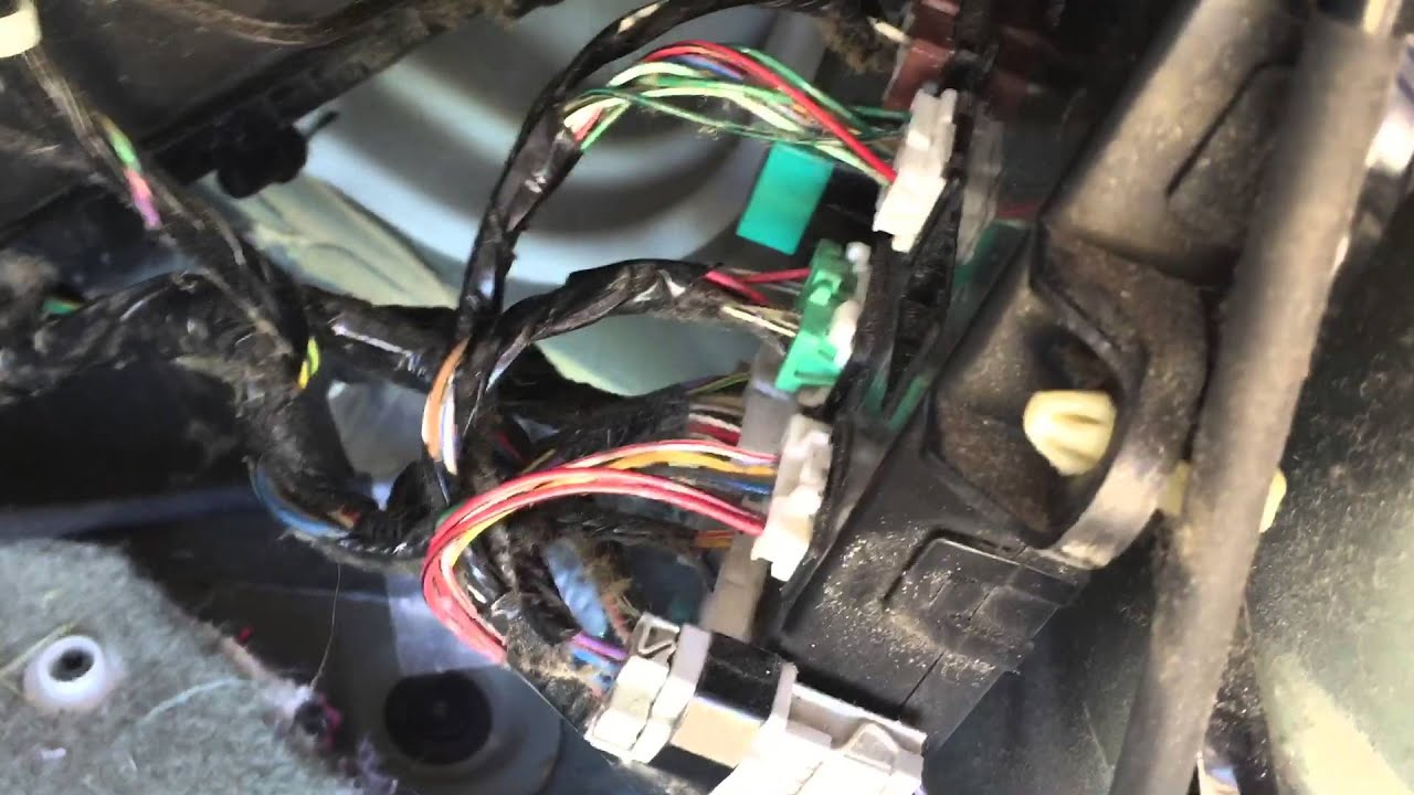 maxresdefault honda odyssey 2008 tow package wiring installation youtube 2006 honda odyssey trailer wiring harness at bakdesigns.co
