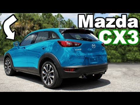 2019 Mazda CX 3 Review | BETTER Than Honda?