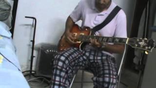 Pakistani National Anthem on Lespaul Guitar
