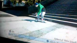 Skate 3 impossible 30 stair ollie