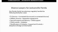 Divorce Lawyers Jacksonville Florida