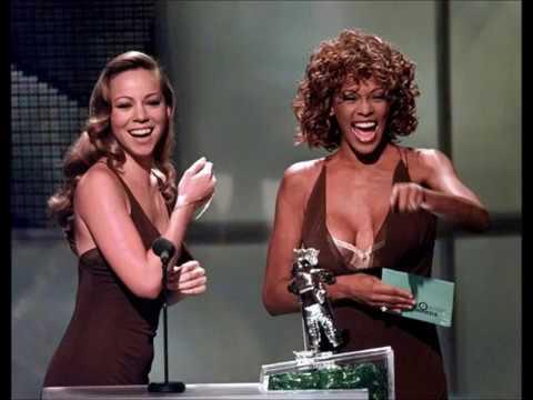 If Mariah Carey sang Whitney Houston's Songs!