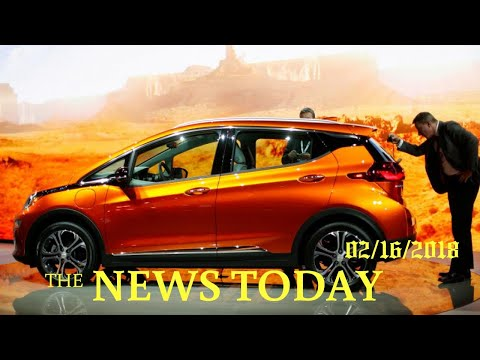 Tesla Delays, Tax Credit Concerns Spur Sales Of Chevy Bolts   News Today   02/16/2018   Donald ...
