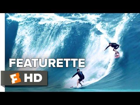 Point Break Featurette  Tahitian Surf 2015  Luke Bracey, Tobias Santelmann Action Movie HD