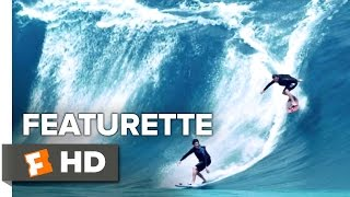 Point Break Featurette - Tahitian Surf (2015) - Luke Bracey, Tobias Santelmann Action Movie HD