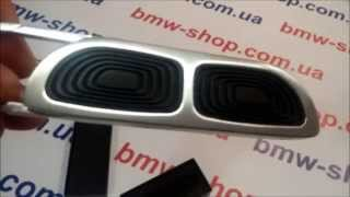 Брелок для ключей BMW Iconic Double Kidney Grille Key Ring (80272353737)(, 2015-11-15T19:38:50.000Z)