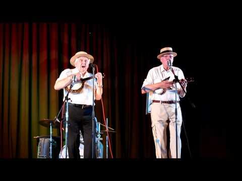 Paul Mountain & Ken Smith sing Home in Pasadena July 2013