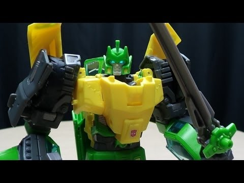 Generations Voyager SPRINGER: EmGo's Transformers Reviews N' Stuff