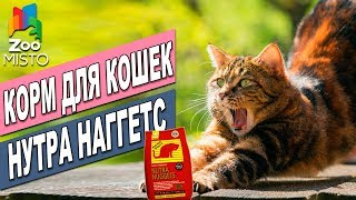 Корм для кошек Нутра Наггетс Хэабол | Обзор корма для котов | Nutra Nuggets Hairball review