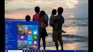 Microsoft Windows 10 in 90 seconds