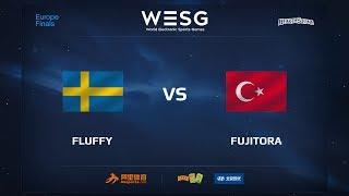 Fluffy vs Fujitora, WESG 2017 Hearthstone European Qualifier Finals