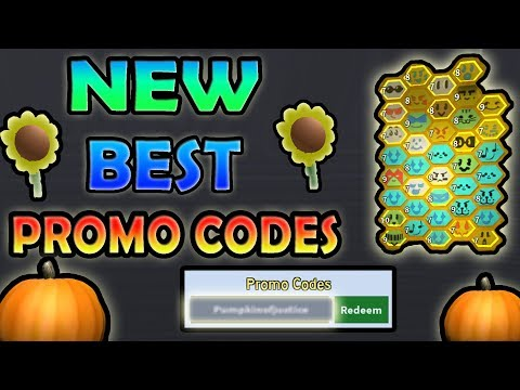 *NEW* BEST PROMO CODES!!! ( 7MIL HONEY / MIN )- Roblox Bee swarm simulator