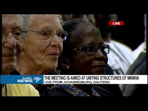 Concerned MKMVA hold Council meeting in Nasrec, pt1