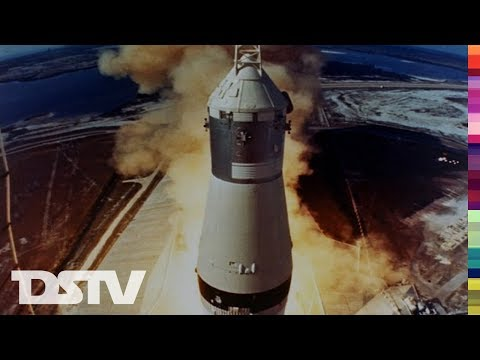 POWER FOR APOLLO: SATURN V - 1966 SPACE DOCUMENTARY
