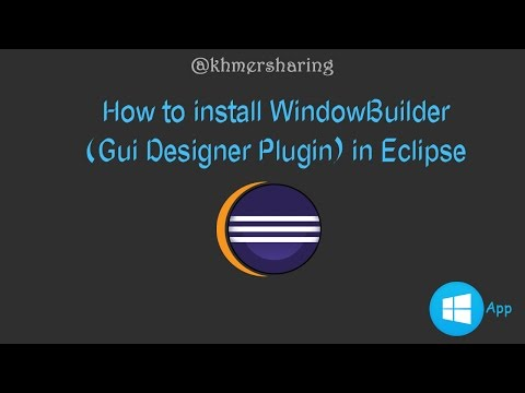 how to create gui in windows