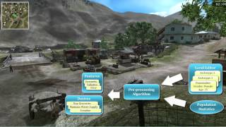 Agent-based Patterns of Life for Virtual Environments