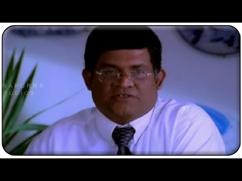Tanikella Barani & Nagarjuna Comedy Scene || Manmadhudu Movie