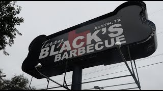 Terry Blacks BBQ - Austin Texas