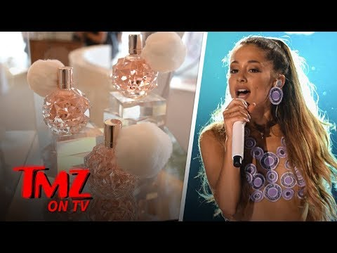 Ariana Grande Wants to Trademark 'Thank U, Next' Glam Products | TMZ TV