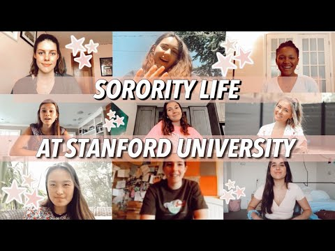 SORORITY LIFE at stanford university | what you need to know for rush & the truth about greek life!