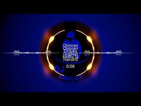 Chinnari Chinnari Chiluka Love Failure DJ Song Org Beat Mix By Dj Harish Smiley