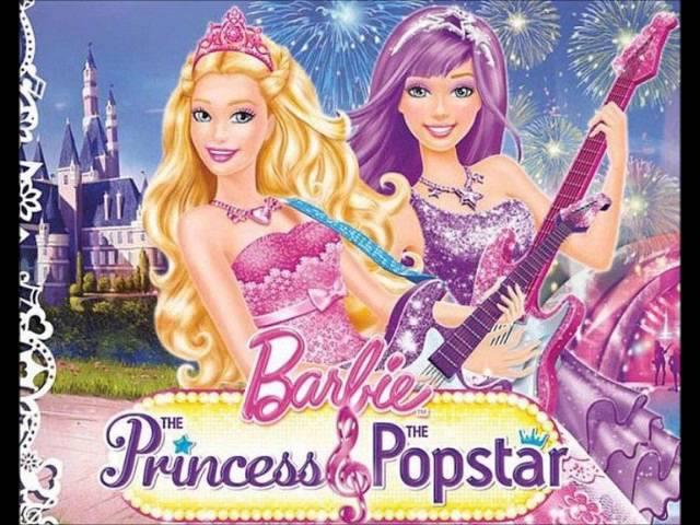 musica da princesa e a popstar para