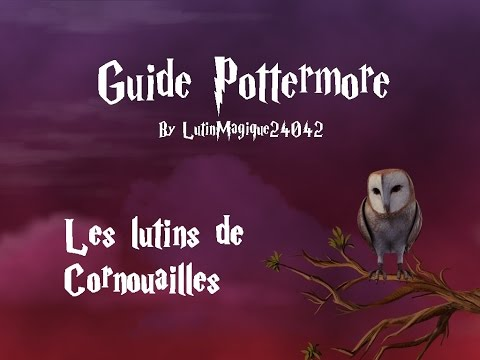 Guide Pottermore // Les lutins de...