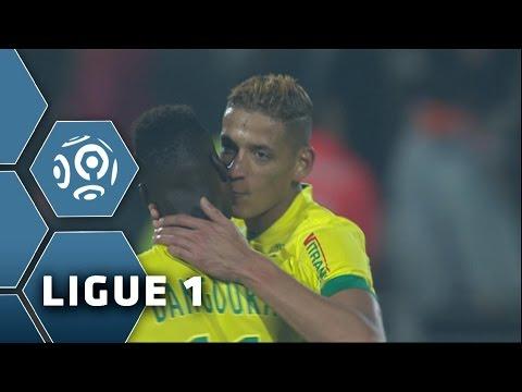FC Lorient - FC Nantes (1-2)  - Résumé - (FCL - FCN) / 2014-15