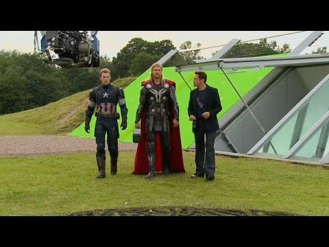 Making Of Avengers: Age Of Ultron