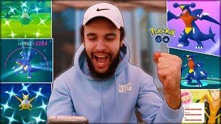 THE CRAZIEST EVOLUTION OF MY CAREER! (Pokémon GO)