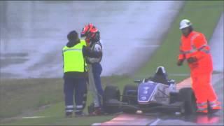 Eurocup Formula Renault 2.0 - Motorland Aragon 2015 - Race 3