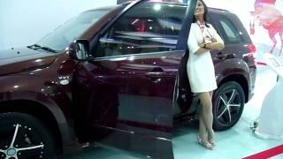 Suzuki Grand Vitara at Auto Expo 2012, New Delhi, India