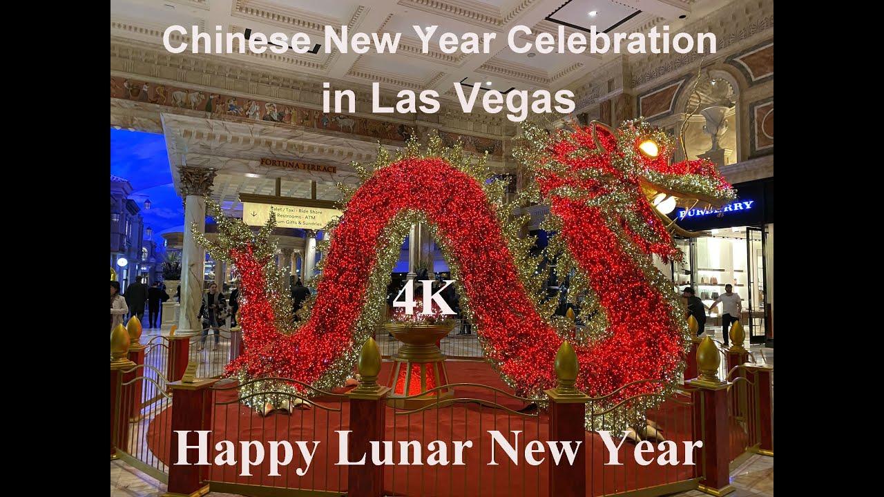 Chinese New Year 2020 Celebration in Las Vegas I Dragon ...