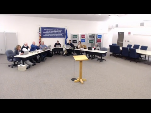 2018_02_12 ISD 15 School Board Meeting
