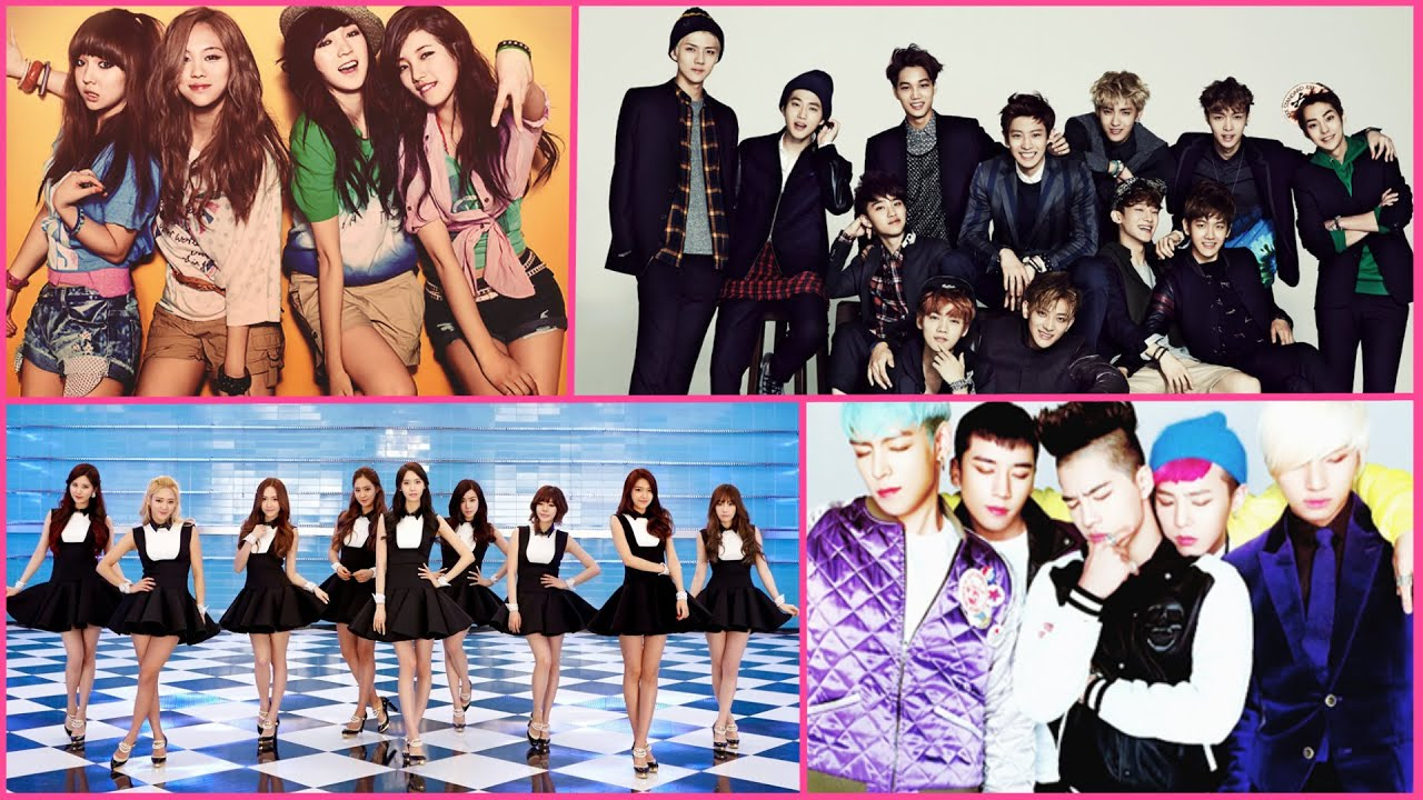 Kpop Group: 10 Things All K-pop Groups Have In Common