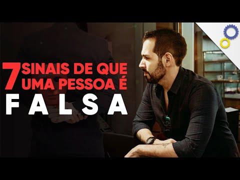COMO IDENTIFICAR UMA PESSOA FALSA (7 SINAIS CONFIÁVEIS)