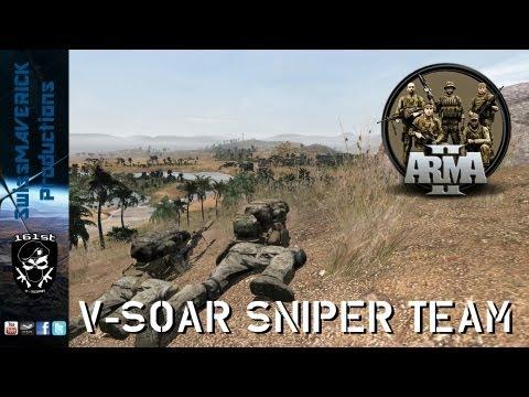 ArmA 2 - Sniper Team [161st V-SOAR]